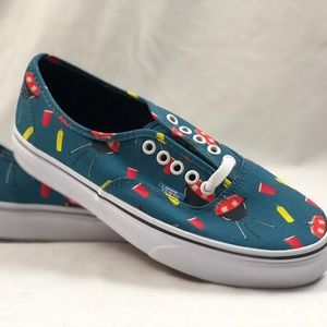 c22bd897460ccb Vans Authentic Pool Vibes Blue Ashes True White.